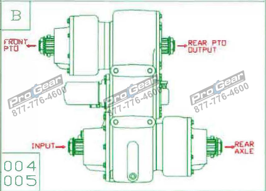 Fabco TC 170 PTO 873-0052-005 Configuration