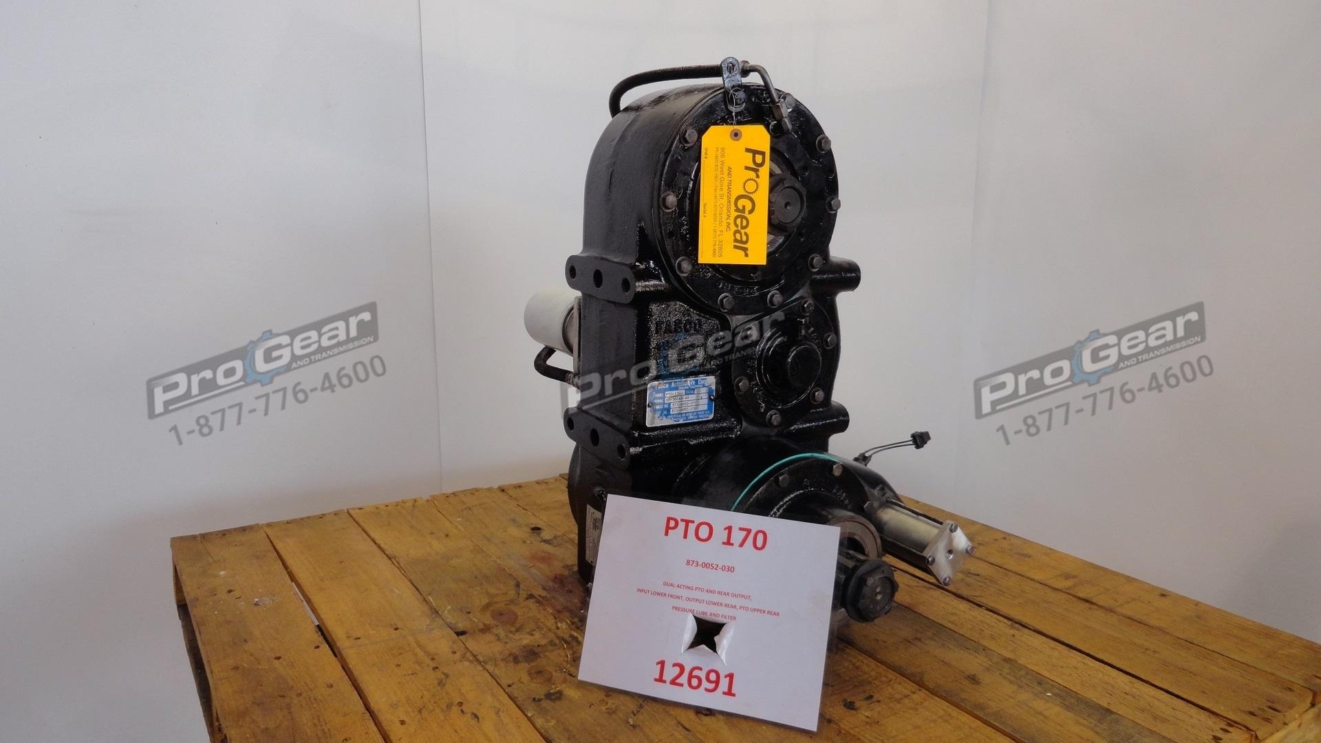 PTO 170-873-0052-030