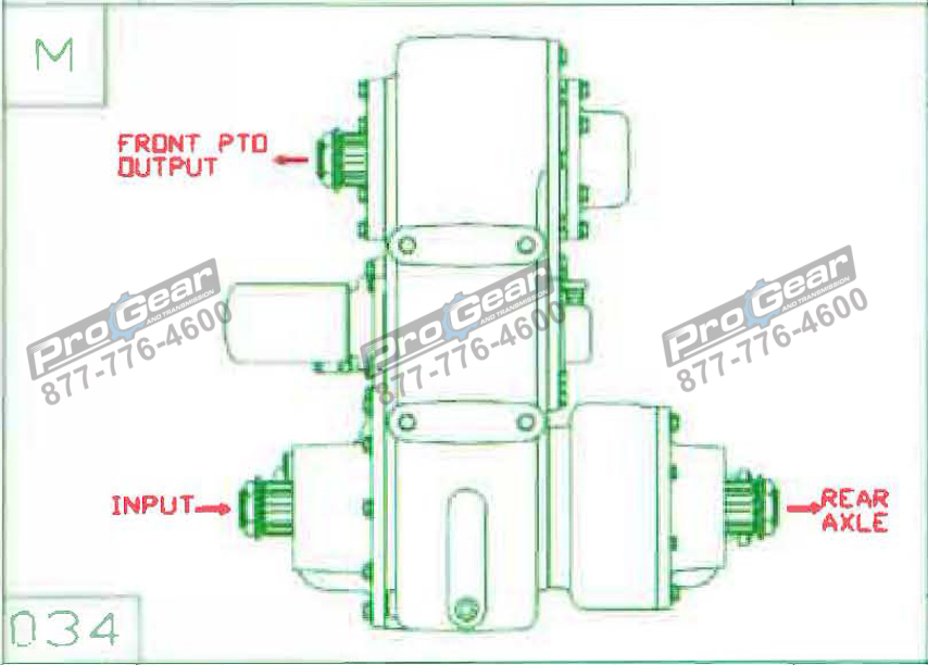 Fabco TC 170 PTO 873-0052-034 Configuration