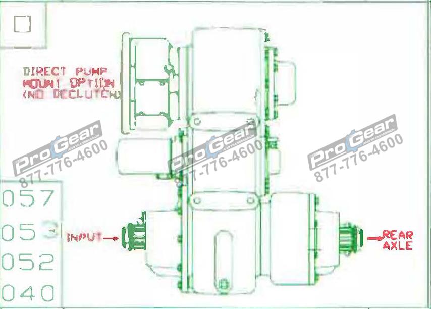 Fabco TC 170 PTO 873-0052-040 Configuration