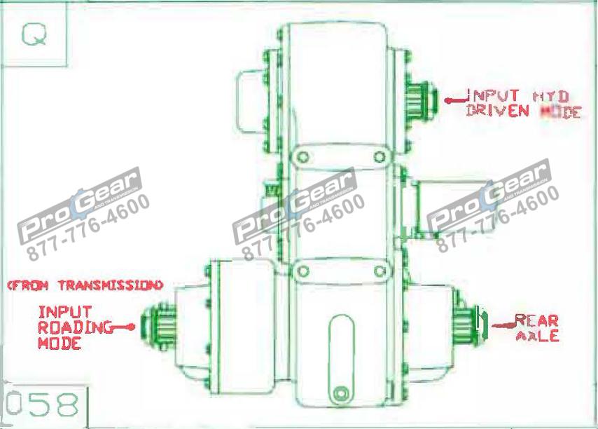 Fabco TC 170 PTO 873-0052-058 Configuration