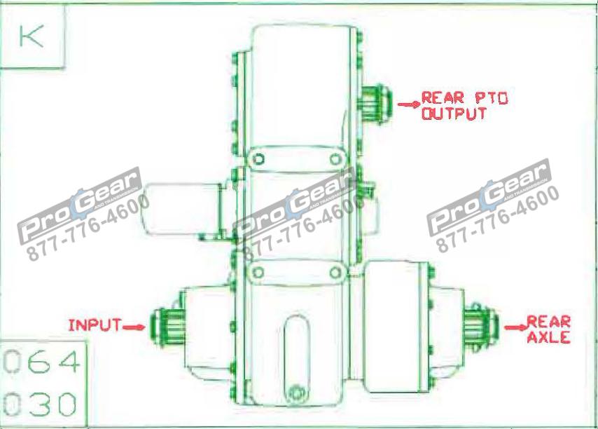 Fabco TC 170 PTO 873-0052-064 Configuration