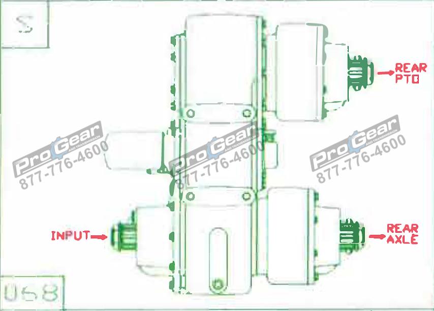 Fabco TC 170 PTO 873-0052-068 Configuration